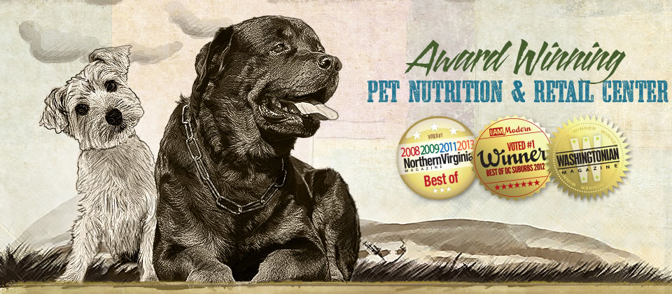 Award Winning Pet Nutrition & Retail Center