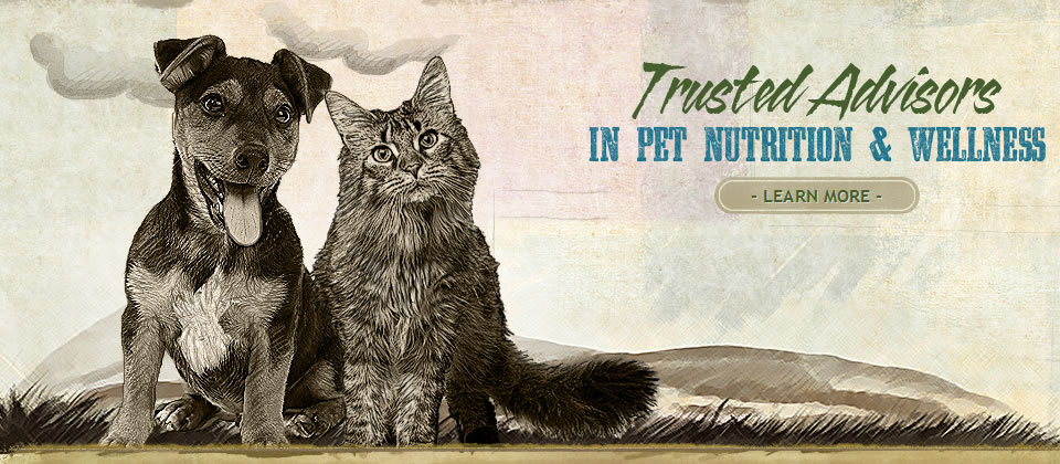 Trusted Advisors in Pet Nutrition & Wellness